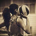 El voleibol fue un escape a mis penas