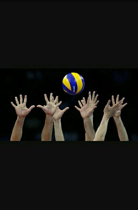 Jugar al voleibol hace olvidar tus penas