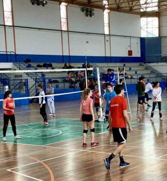 Torneo Mixto Voleibol Madrid