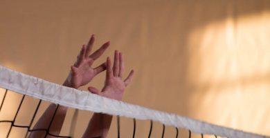 bloque zona uno voleibol
